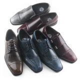 古典的なPU (ZNL-A1211)が付いている新しい人の服靴