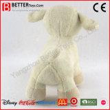 Cordero suave de los animales rellenos del juguete de la fabricación de China
