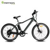Bicyclette électrique de ville de bâti en gros bon marché d'alliage d'aluminium de 26 pouces à vendre