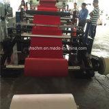 De niet Geweven Stempelmachine van de Folie van de Zak Automatische Hete