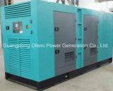 Leiser Generator Cummins-Kta 500kVA mit Stamford Drehstromgenerator