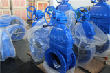 Vanne de gaine en caoutchouc à tige non résistante ANSI avec ce ISO Wras (Z45X-10/16)