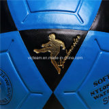 Напольный голубой оптовый шарик футбола футбола улицы