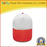 Fördernder preiswerter Großhandelsform-Baseball/Golf Sports Schutzkappe mit Drucken-Firmenzeichen