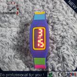 실리콘 LED 시계 팔찌 손목 시계 (DC-2149)