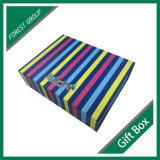 磁気完了の堅いカラー本の形ボックス