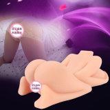 大人の人のためのシミュレーションのマスターベーションの人形のAss&の小型膣の大人のおもちゃ