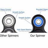 2017 friemelt het Nieuwe Stuk speelgoed van de Vinger van 608 Lagers, de Spinner van de Hand, Spinner