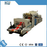 BOPP, Pet, PVC, Aluminium Foil Machine d'estampage Hot Foil / Heat Press
