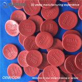 Heiße rote Farben-Endstöpsel des Verkaufs-EPDM