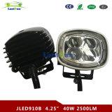 Pulgada 40W 2500lm de la alta calidad 4.25 para la linterna de los accesorios LED del jeep