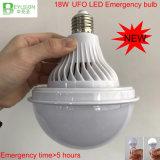 lâmpadas Emergency dos bulbos do diodo emissor de luz de 18W E27