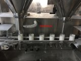Машина завалки порошка протеина автоматического высокоскоростного яичка белая