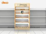 Crémaillère d'étalage ondulée de papier de présentoir d'étage de présentoir de carton