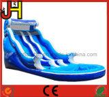 صنع وفقا لطلب الزّبون زرقاء قابل للنفخ ماء منطلق لأنّ عمليّة بيع