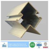 Профиль белого покрытия порошка алюминиевый как угол