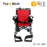 Topmedi 두 배 관제사 전력 기동성 휠체어