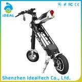 Gefalteter elektrischer Mobilitäts-Roller der Aluminiumlegierung-25km/H 350W Motor