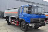 Dongfeng 6 roule le camion-citerne 10000 L camion grossier d'essence du m3 10 de réservoir de stockage de pétrole
