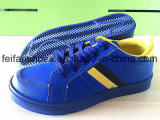 Latest School Footwear Accidental Injection PU Shoes (FFYJ1223-05)