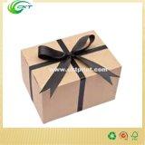 كريمة مجوهرات هبة غطاء و [بوتّوم] صندوق مع وشاح ([كت-كب-301])