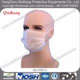 Wegwerfnichtgewebte chirurgische 1ply Gesichtsmaske