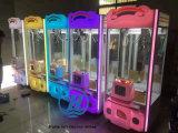 Máquina de juego popular del regalo de la garra de la grúa 2017 (ZJ-CGA-7)
