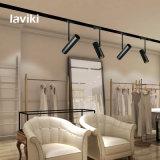 3With5With7With10With12W eingehangener PFEILER LED Oberflächenscheinwerfer mit schwarzem Punkt-Licht des Weiß-LED für Deckenleuchte