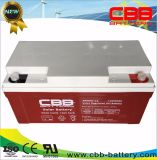 12V 65ah tiefe Schleife-Gel-Sonnenenergie-Batterie