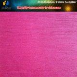 Polyester-Vorgespinst-Satin-Silk Gewebe, doppelter Effekt für Kleid/Schuhe (R0039)