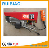 Élévateur électrique reconnu par CE de câble métallique (PA300/PA500/PA600/PA1000)
