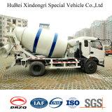 camion della betoniera di 5cbm Dongfeng con il motore di Yuchai