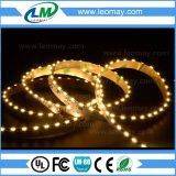 SMD335 het Licht van de LEIDENE Band van Stroken DC12V met Vermeld Ce RoHS