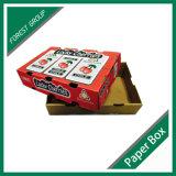 Boîte en carton en gros de modèle pour des fruits et légumes