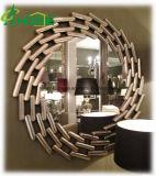 Het Europese Ijzer van het Huishouden van de Stijl om de Ambacht van de Decoratie van de Muur van de Spiegel hangt Spiegel