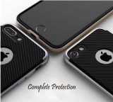 Nieuwe Aankomst! 2 in 1 Geval van de Telefoon van de Verf van PC Hard voor iPhone 7/7 plus