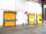 Дверь штарки высокоскоростной ткани PVC двери ролика быстро