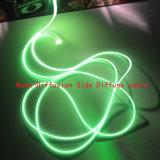 プールのためのNano拡散PMMAの側光のファイバーケーブル