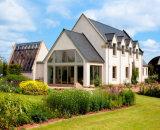 Villa van de Structuur van het Staal van de Bouw van de luxe de Prefab Snelle Lichte