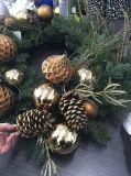 إكليل تجاريّة كبيرة لأنّ عيد ميلاد المسيح مع [بر] يشعل و [دك] (عينات يتوفّر)