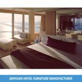 높은 광택 백색 현대 빠른 급행 여인숙 가구 (SY-BS141)