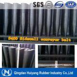 Конвейерная резины стенки емкости большой нагрузки S400