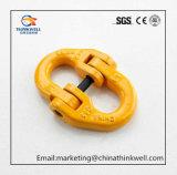 Schmieden G80 zerteilt legierter Stahl-Web-Riemen-Verbinder-Verbindung-Link