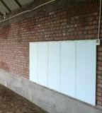 Wand-Montierungs-Kohlenstoff-Kristallinfrarotheizungs-Weiß-Farbe