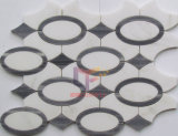 Acqua Jet Cutting Irregular Pattern Mosaic per Decoration (CFW47)