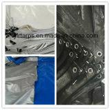 La feuille de bâche de protection de PE, LDPE a enduit la couverture de camion de bâche de protection