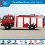 190HP Euro 3 Water Fire Fighting Truck with Good Fire Pump