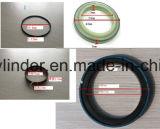 De hydraulische Verbindingen van de Cilinder, Hydraulische Delen van de Cilinder, Hydraulische Delen