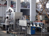 3000bottle/Hour Mineral Water Plant