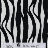 Papel de imprenta negro de la transferencia del agua de la película de Hydrographics del leopardo de Yingcai